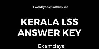lss answer key