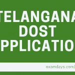 ts dost application form