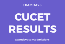 cucet results