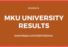 mku results