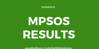mpsos result