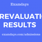 ou revaluation results