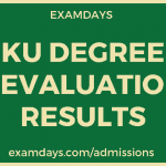 ku revaluation results