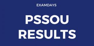 pssou result