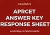 apset answer key
