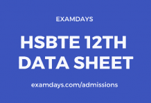 hsbte data sheet