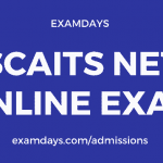 scaits.net online exam