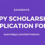 kvpy scholarship