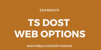 ts dost web options