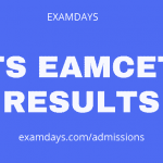 ts eamcet results