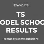 ts model school results