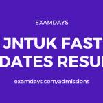 jntuk fast updates