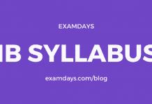 ib syllabus pdf