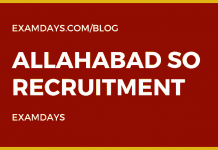 allahabad bank special officer
