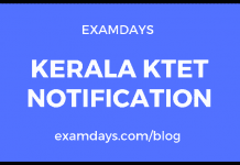 ktet notification