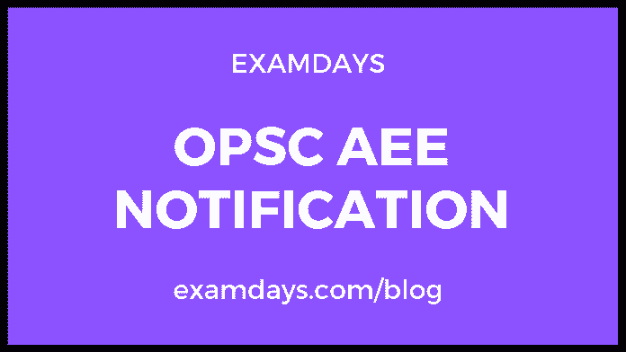 opsc aee notification