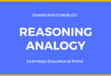 reasoning analogy