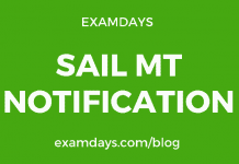 sail mt notification