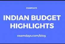 indian budget highlights