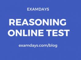 reasoning online test
