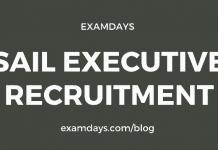 sail executive recruitment