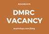 dmrc vacancy