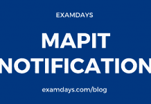 mapit notification