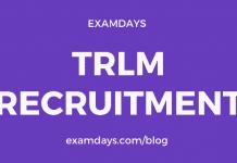 tripura rural development recruitment