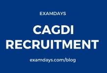 cagdi recruitment