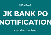 jk bank notification