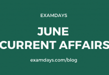 june current affairs pdf