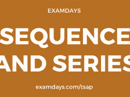 sequence and series pdf