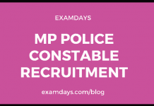 mppeb police job notification