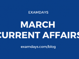 march current affairs