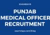 punjab medical officer recruitment