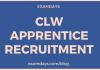 clw apprentice recruitment