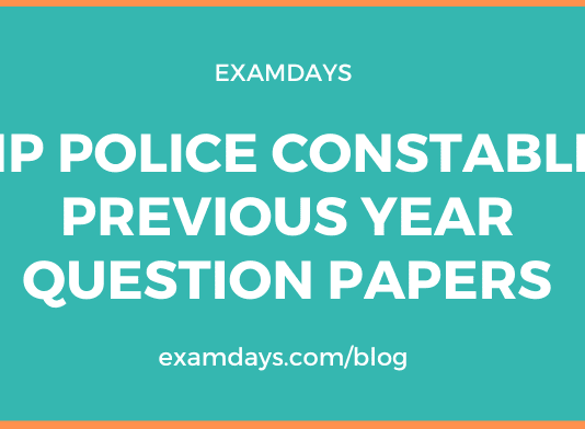 hp police constable previous year question paper