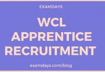 wcl apprentice recruitment