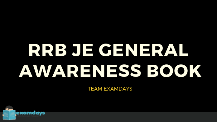 rrb je general awareness book