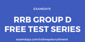 rrb group d free tests
