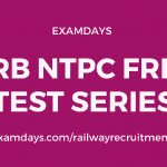 rrb ntpc free tests
