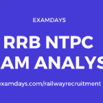 rrb ntpc exam analysis