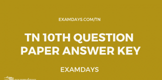 tn 10 paper answer key