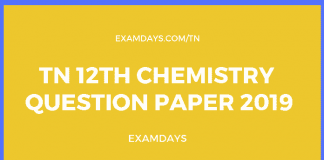 tn 12 chemistry paper answer key