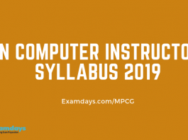 tn computer instructor syllabus