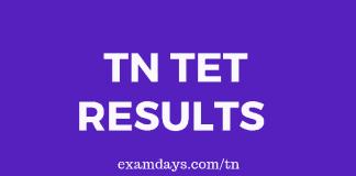 tn tet result
