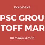 tnpsc group 2 cutoff