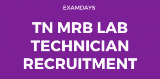 tn mrb lab technician recruitment