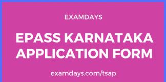 epass karnataka application form