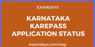 karepass application status